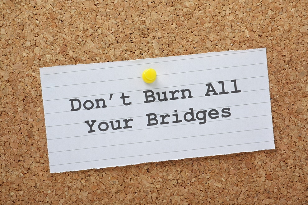 How To Get What You Want Without Breaking The Law Or Burning Bridges