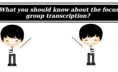 Focus Group Transcription Services: What You Need To Know article cover