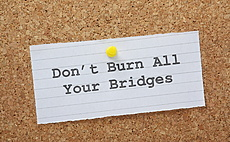 How to get what you want without breaking the law or burning bridges article cover