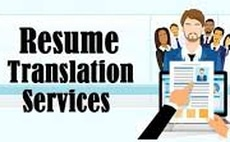 Precautions To Take Before Hiring Resume Translation Service article cover
